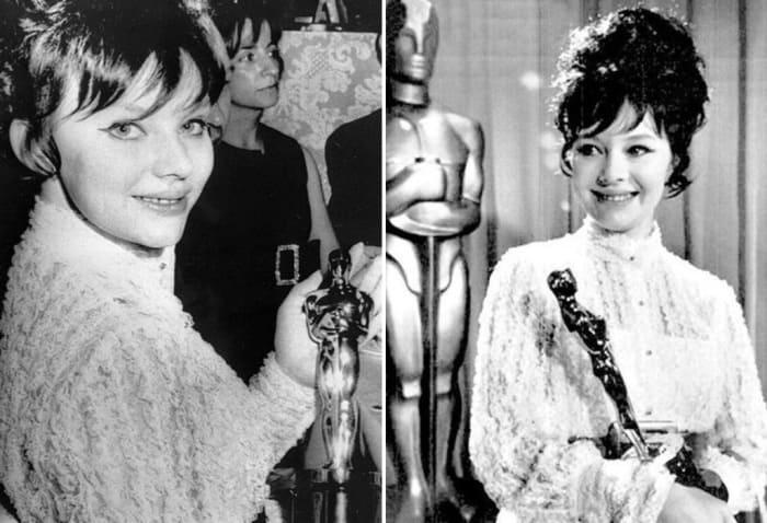 Актриса с кинопремией *Оскар*, 1968 | Фото: kleo.ru