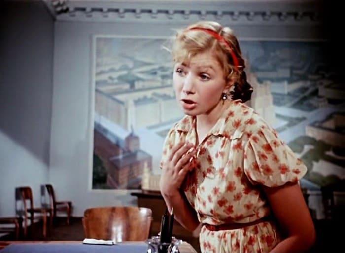 Кадр из фильма *Верные друзья*, 1954 | Фото: kino-teatr.ru