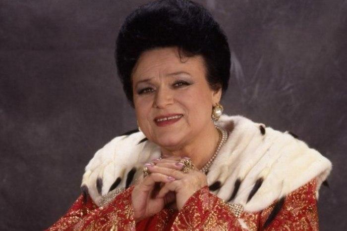 Знаменитая советская певица Людмила Зыкина | Фото: 24smi.org