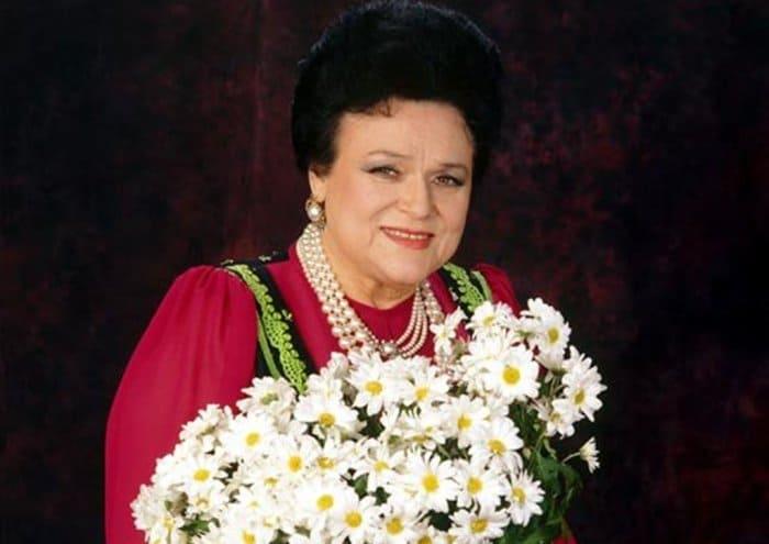 Легенда советской эстрады Людмила Зыкина | Фото: kino-teatr.ru