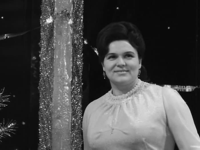 Людмила Зыкина в 1967 г. | Фото: kino-teatr.ru