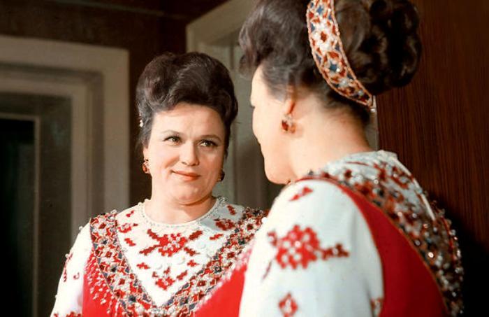 Народная артистка СССР Людмила Зыкина | Фото: 7days.ru