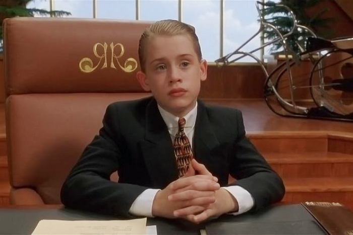 Кадр из фильма *Богатенький Ричи*, 1994 | Фото: 24smi.org