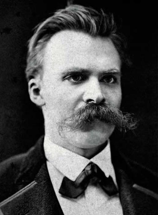 Фридрих Ницше. Фото, 1875
