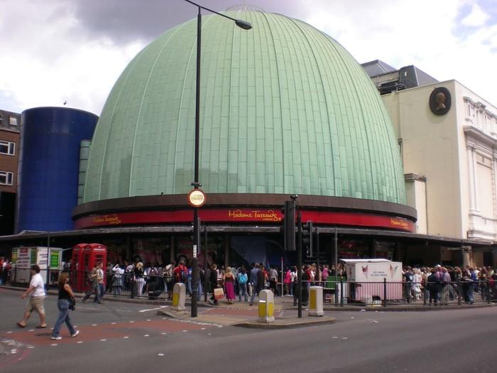 Музей восковых фигур мадам Тюссо в Лондоне | Фото: webmandry.com