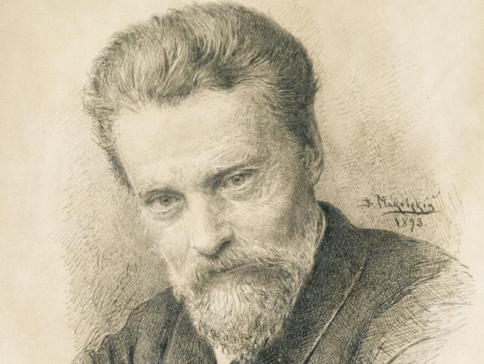Владимир Маковский. Автопортрет, 1893. Фото: Интернет