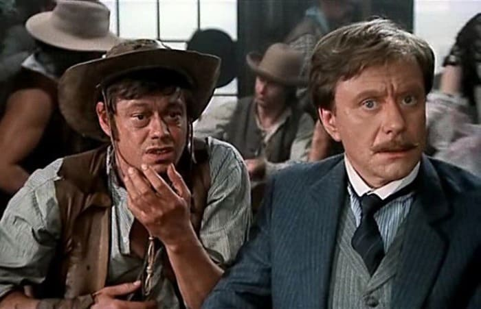 Кадр из фильма *Человек с бульвара Капуцинов*, 1987 | Фото: pressa.tv