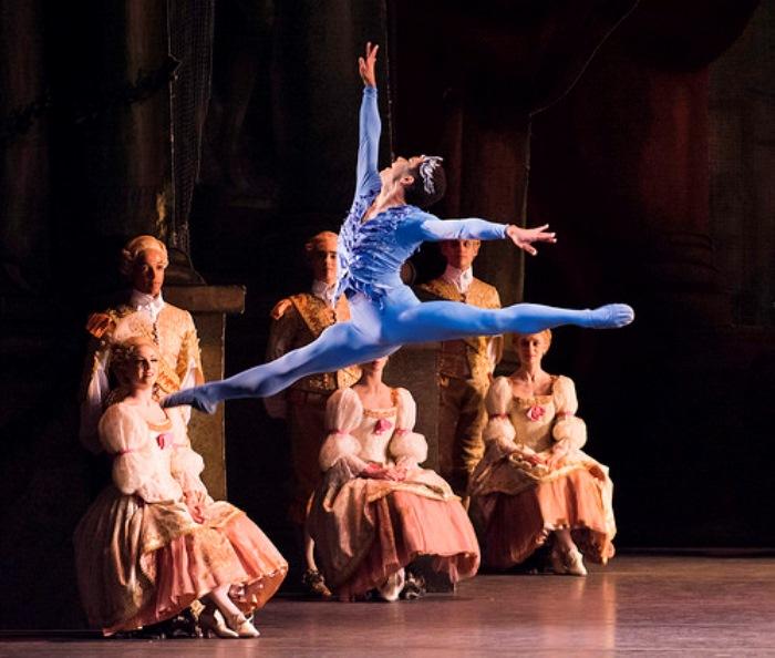 Постановка Королевского балета