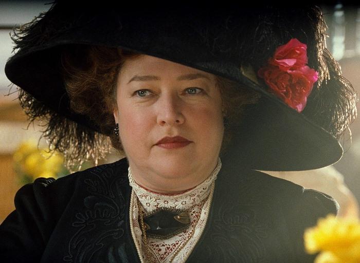 Кэти Бэйтс в роли Молли Браун, *Титаник*, 1997 | Фото: kinopoisk.ru
