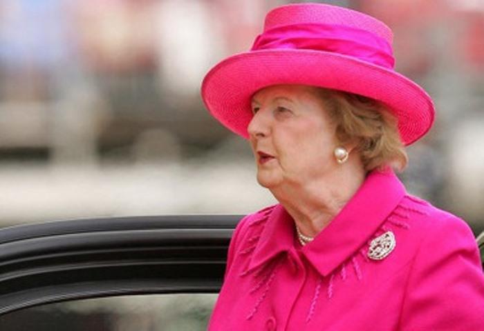 Первая женщина-премьер-министр в истории Великобритании | Фото: relook.ru