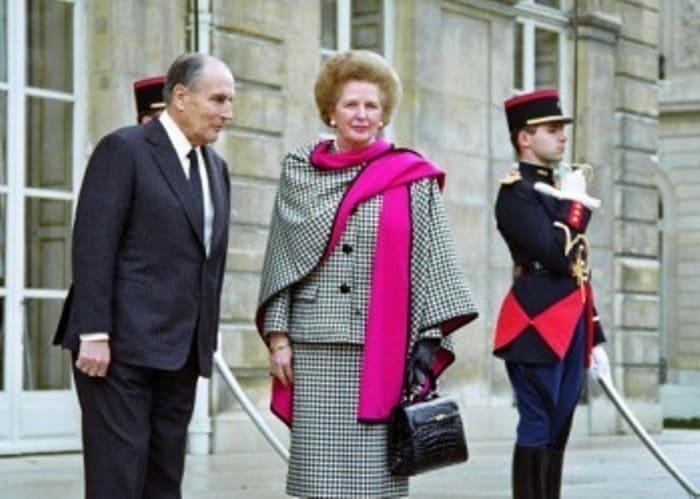 Первая женщина-премьер-министр в истории Великобритании | Фото: fashiony.ru