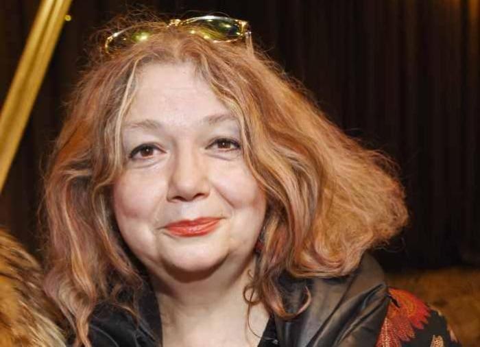 Писательница, сценарист, общественно-политический деятель, феминистка Мария Арбатова   Фото: teleprogramma.pro