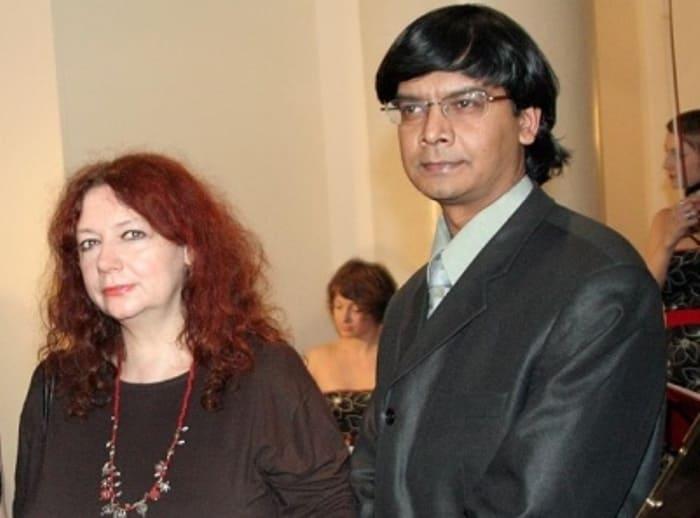 Мария Арбатова и Шумит Датта Гупта   Фото: livelib.ru