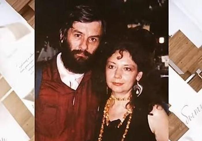 Мария Арбатова и ее второй муж Олег Вите   Фото: passion.ru