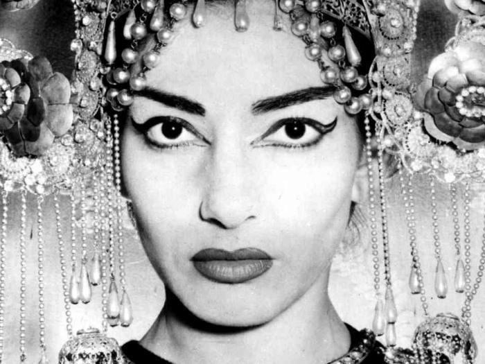 Великая оперная певица Мария Каллас | Фото: fb.ru