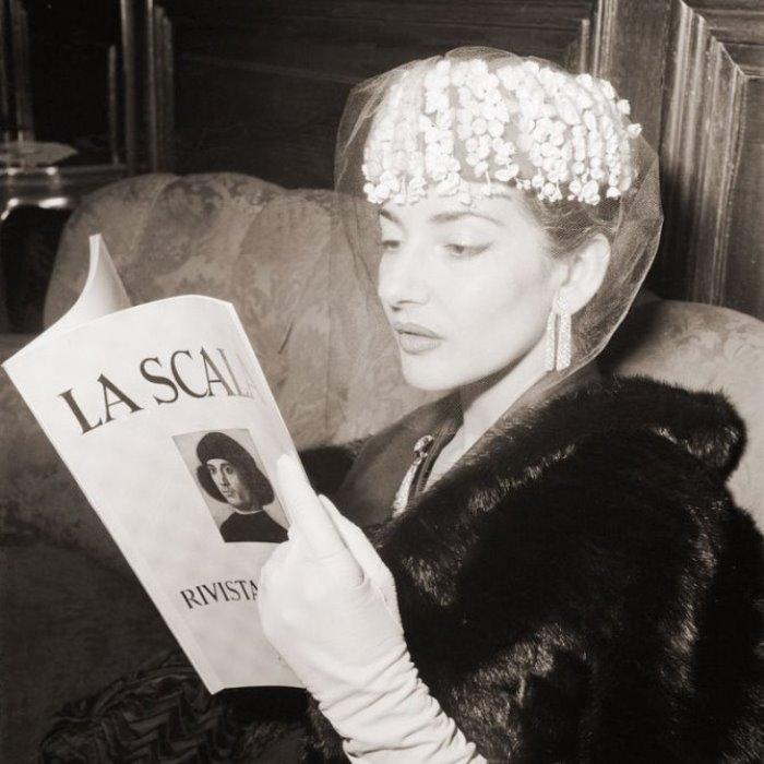 La Divina – Божественная – так называли Марию зрители | Фото: top-antropos.com