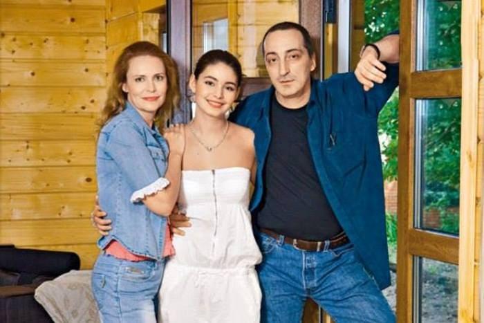 Мария Козакова с родителями | Фото: 24smi.org