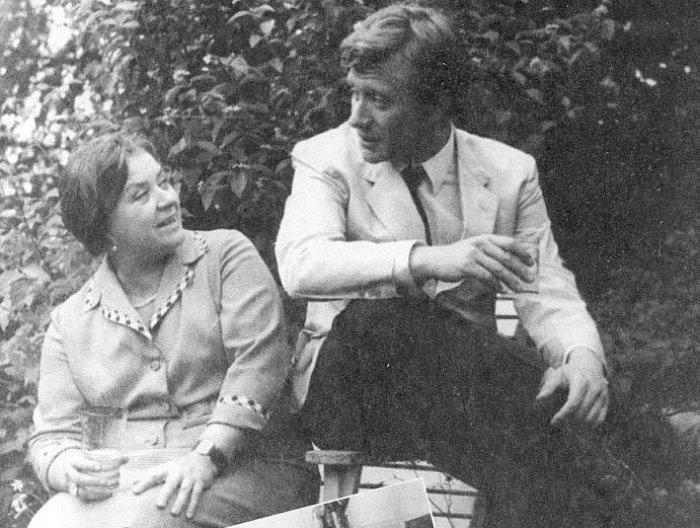 Андрей Миронов с мамой Марией Владимировной | Фото: okino.ua