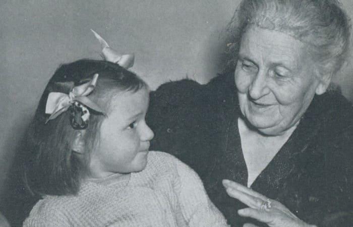 Выдающийся итальянский ученый и педагог Мария Монтессори | Фото: mchildren.ru