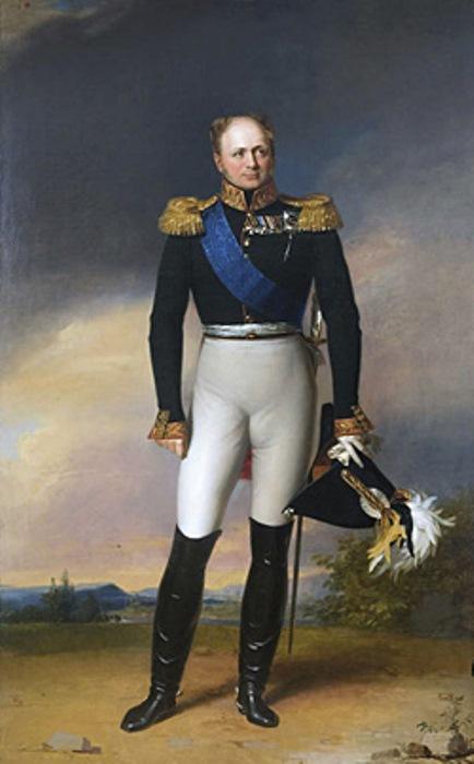 Император Александр І