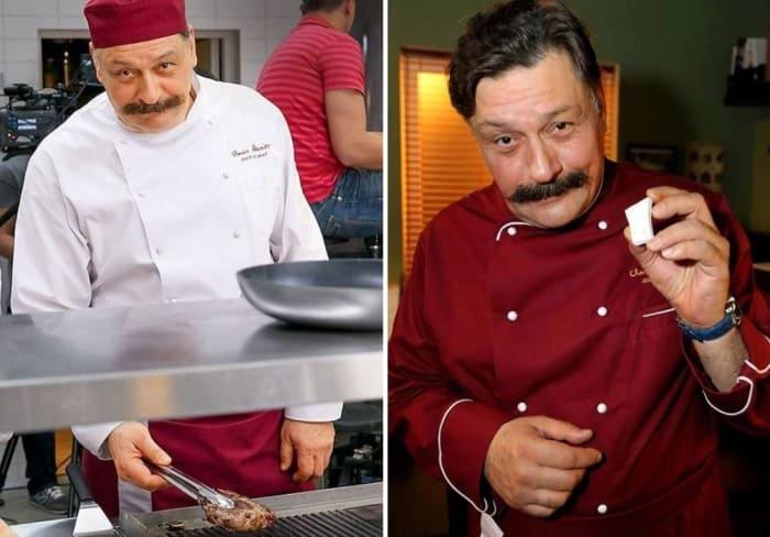 Дмитрий Назаров в сериале *Кухня* | Фото: uznayvse.ru