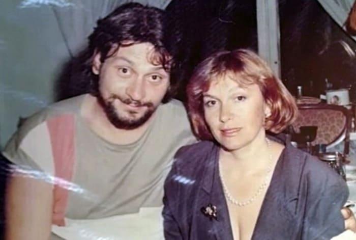 Наталья Красноярская и ее второй муж, актер Дмитрий Назаров | Фото: pic-words.com