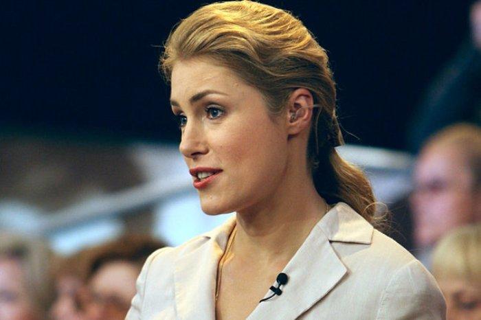 Актриса и телеведущая Мария Шукшина | Фото: infox.ru