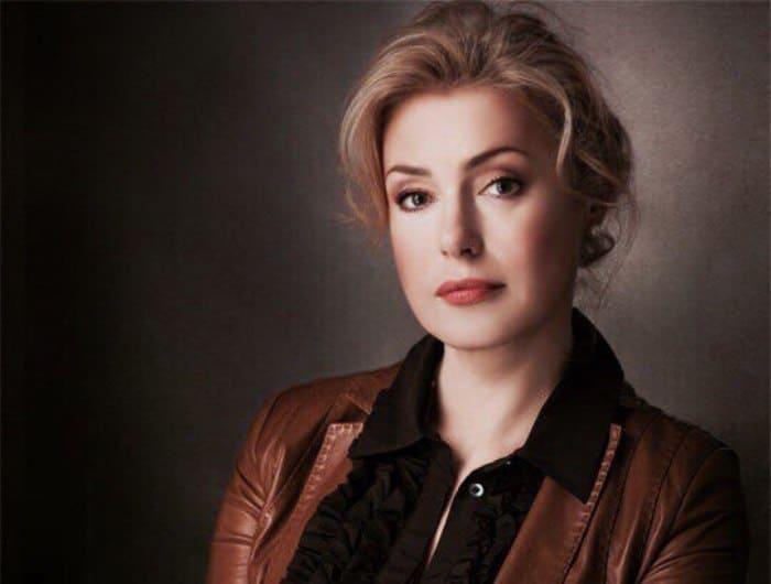 Актриса и телеведущая Мария Шукшина | Фото: kino-teatr.ru