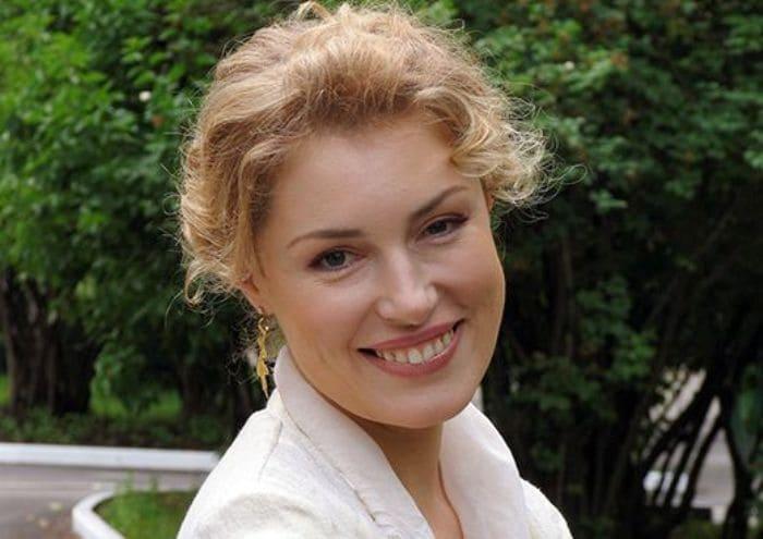 Актриса и телеведущая Мария Шукшина | Фото: aif.ru