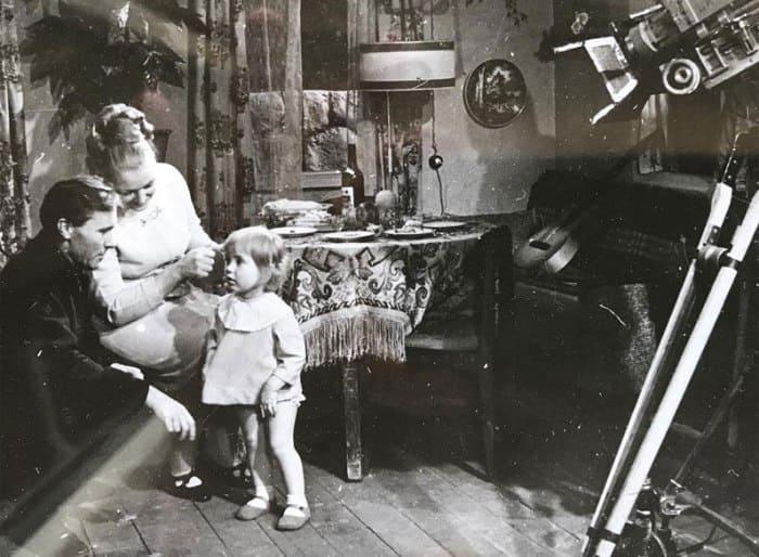 Мария Шукшина в киноальманахе *Странные люди*, 1969 | Фото: uznayvse.ru