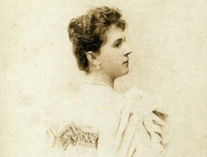 Меценат, коллекционер, видный деятель искусства М. К. Тенишева, 1893 | Фото: liveinternet.ru