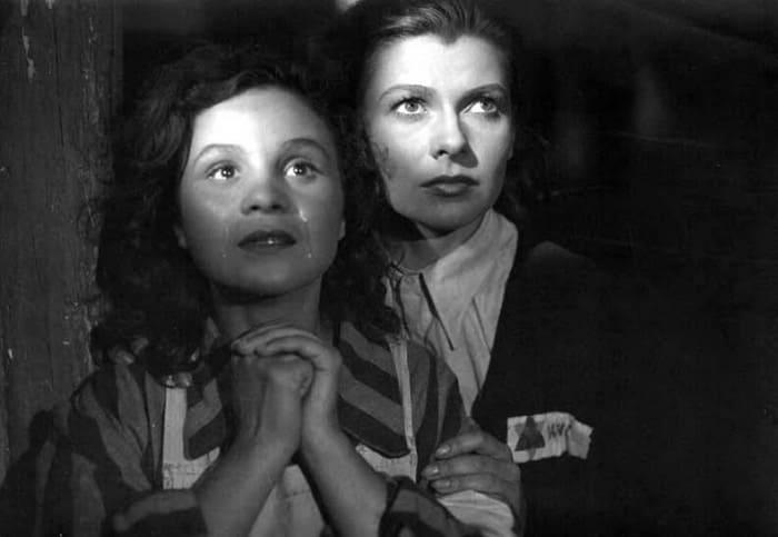 Кадр из фильма *Последний этап*, 1948 | Фото: kino-teatr.ru