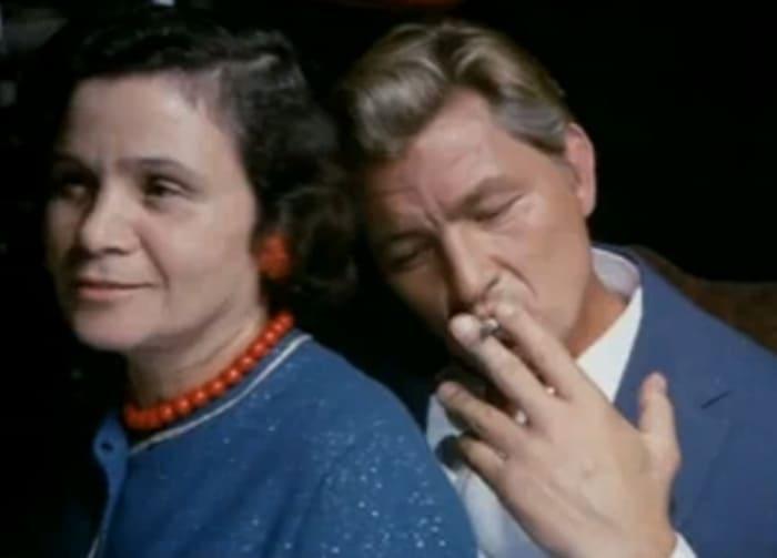 Кадр из фильма *Калина красная*, 1973 | Фото: kino-teatr.ru