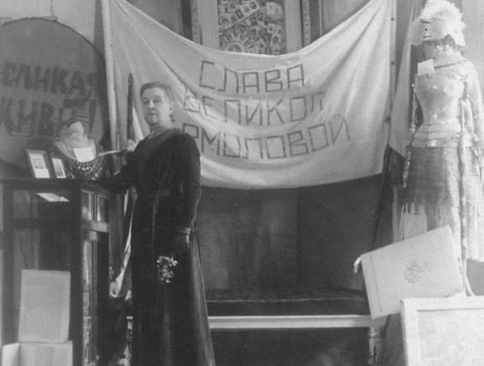 Мария Ермолова на праздновании 50-летнего сценического юбилея | Фото:  kino-teatr.ru