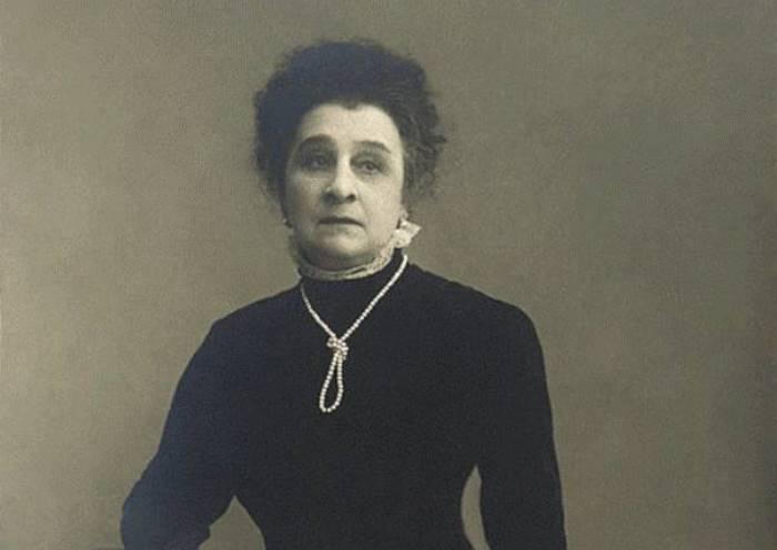 Первая из актрис, которой было присвоено звание народной артистки | Фото:  liveinternet.ru