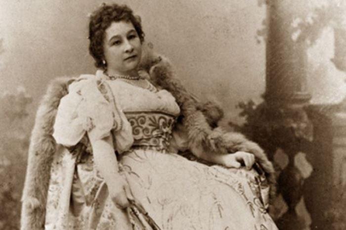 Мария Ермолова, 1885 | Фото: aif.ru