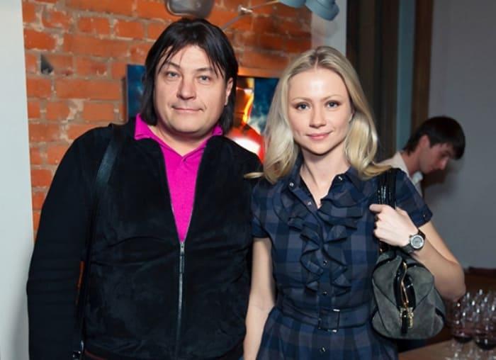 Мария Миронова и ее первый муж Игорь Удалов | Фото: 24smi.org