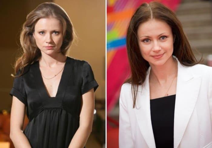 Одна из самых востребованных современных актрис Мария Миронова | Фото: uznayvse.ru