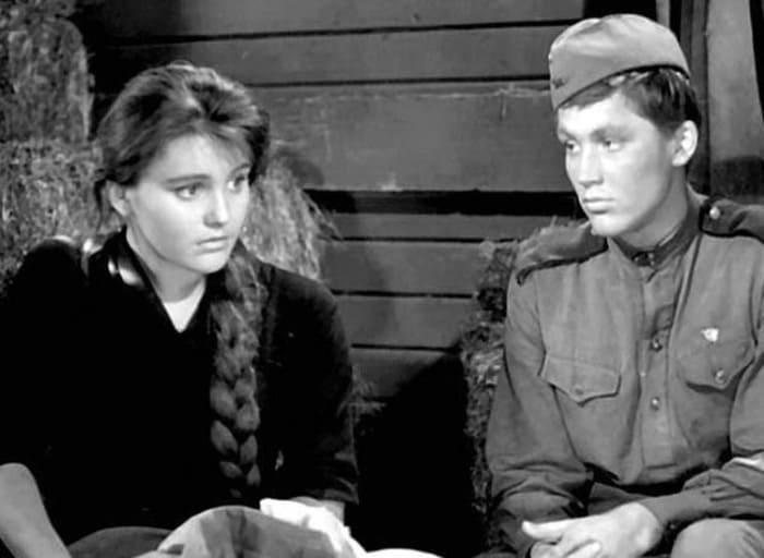 Кадр из фильма *Баллада о солдате*, 1959 | Фото: kino-teatr.ru