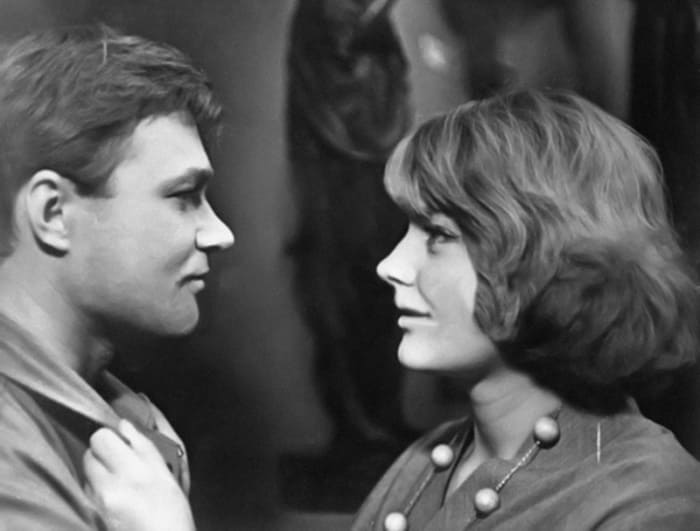 Кадр из фильма *Мне двадцать лет* (*Застава Ильича*), 1962-1964 | Фото: kino-teatr.ru