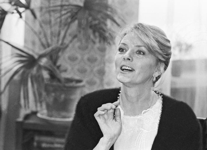 Актриса Марианна Вертинская, 1987 | Фото: vm.ru