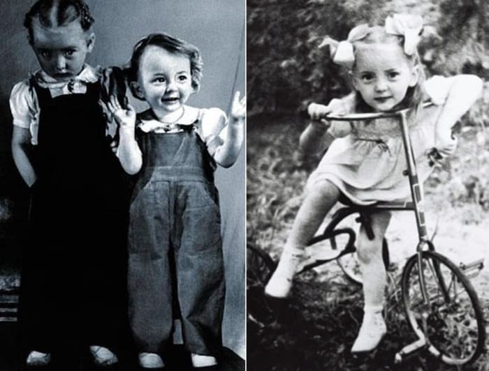Сестры в детстве | Фото: kino-teatr.ru