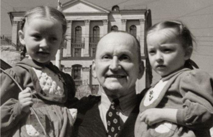 Александр Вертинский и его любимые дочери | Фото: uznayvse.ru