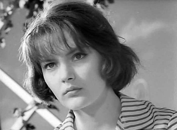 Марианна Вертинская в фильме *Високосный год*, 1961 | Фото: kino-teatr.ru