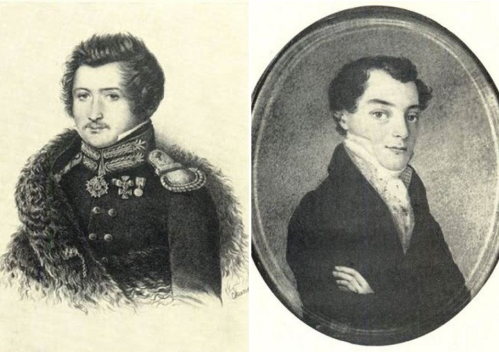 ����� � �����. ������� �. ���������-��������. ����������, 1857. ������ � ����������� ��������. ������� �. �. �������, 1826