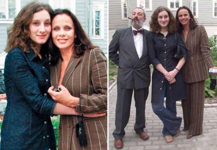 Мариэтта с родителями | Фото: wellnesso.ru
