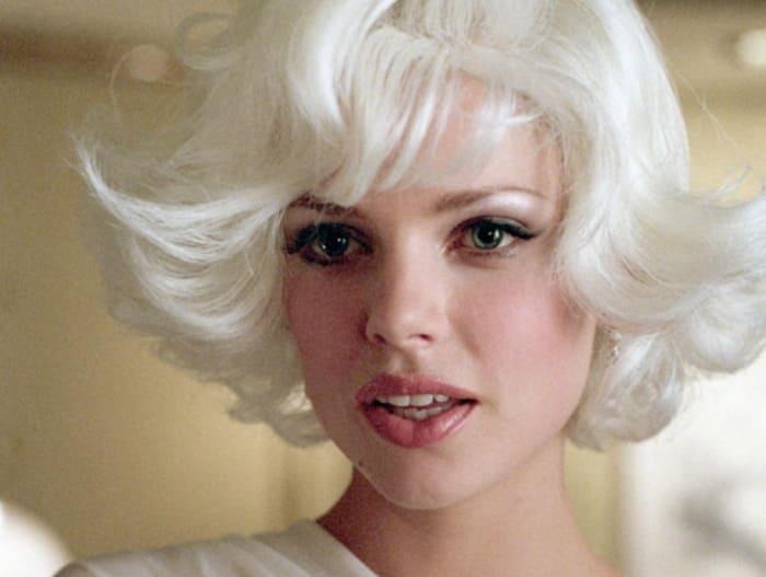 Софи Монк в образе Мэрилин Монро, 2004 | Фото: radio.mediananny.com