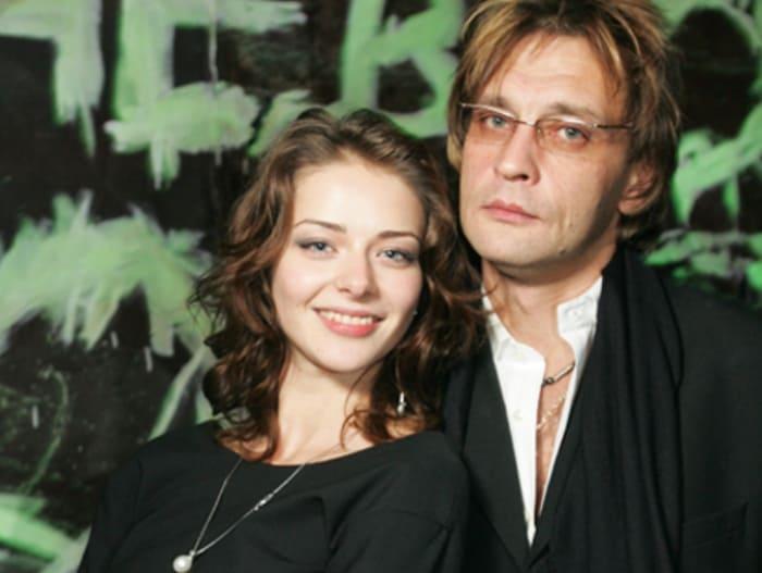 Марина Александрова и Александр Домогаров   Фото: wellnesso.ru