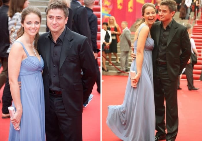 Марина Александрова и Иван Стебунов | Фото: starhit.ru, kino-teatr.ru