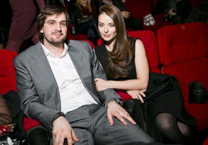 Марина Александрова и Андрей Болтенко | Фото: starhit.ru